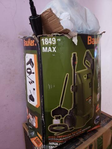 Lavadora de alta pressão Bauker 1800w - Foto 4
