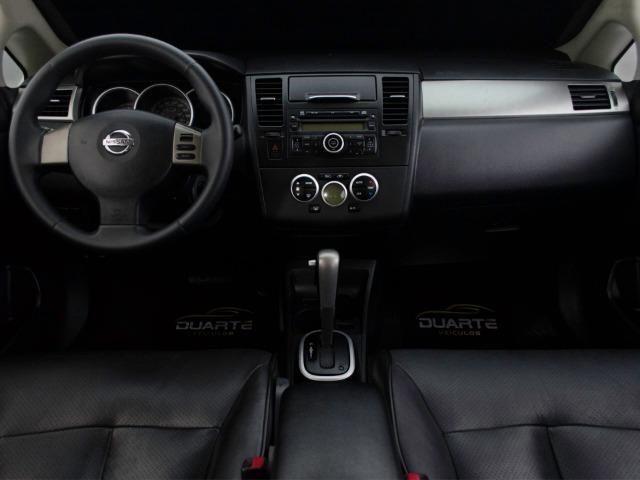 Nissan Tiida 2012 Sl 1.8 Automática - Excelente Estado - Foto 17