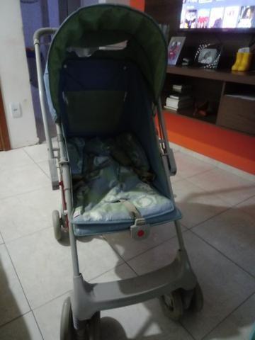 Carrinho de bebê mas bebê conforto - Foto 3