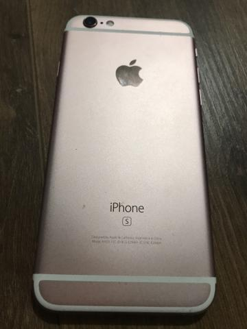 Vendo iPhone 6s novinho - Foto 6