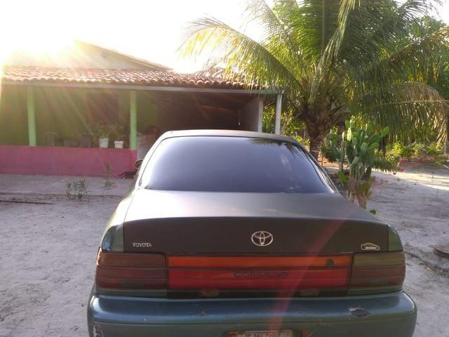 Corolla 1.6 Automático 1995 - Foto 2