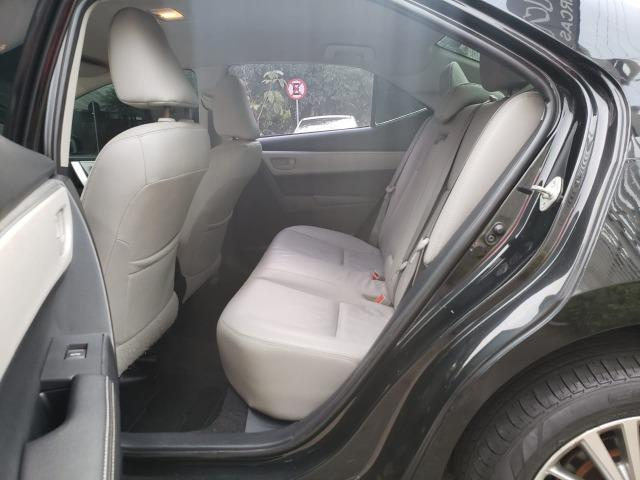 Toyota corolla XEI 2.0 14/15 flex aut. preto - Foto 10