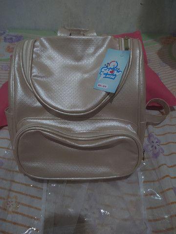Vendo duas mochila de maternidade