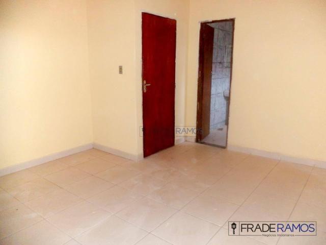 Casa com 3 dormitórios para alugar por R$ 750,00/mês - Residencial Solar Bougainville - Go - Foto 4