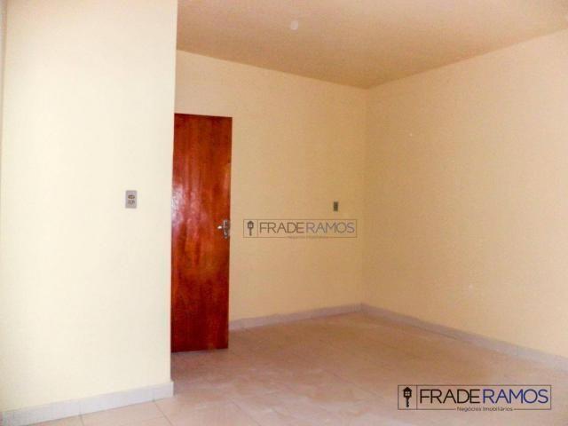 Casa com 3 dormitórios para alugar por R$ 750,00/mês - Residencial Solar Bougainville - Go - Foto 7