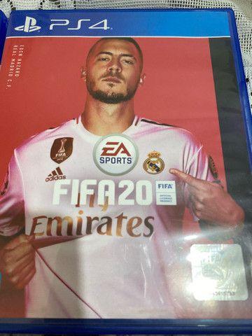 Vendo Fifa 20 e Fifa 19 PS4 - Foto 3