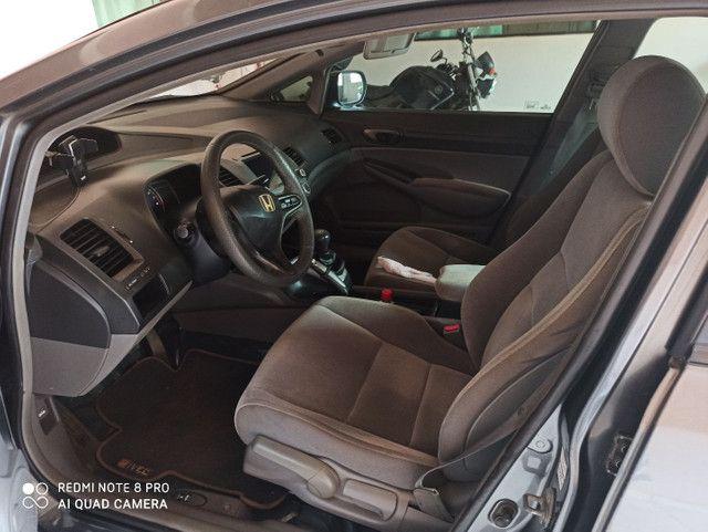 Honda Civic 1.8 LXS FLEX - Foto 5