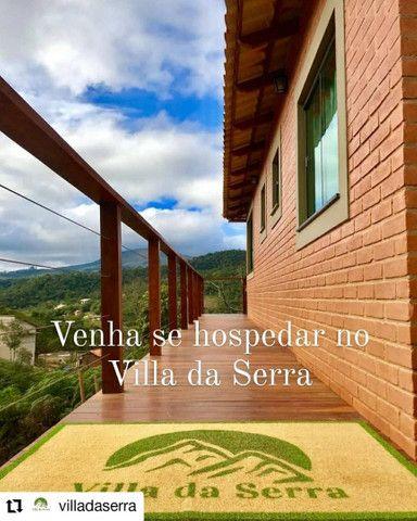 Venha se hospedar no Villa da Serra em Ibitipoca / MG