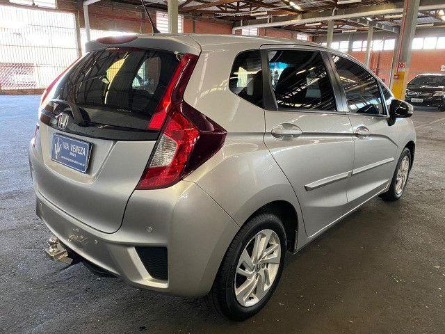 Honda Fit Lx , 2016, manual, revisado em concessionaria, impecável. - Foto 8