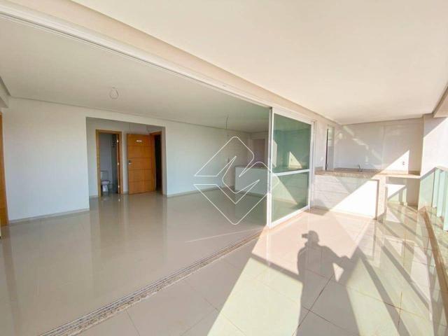 Apartamento com 3 dormitórios à venda, 107 m² por R$ 600.000 - Edifício Manhattan Residenc - Foto 5