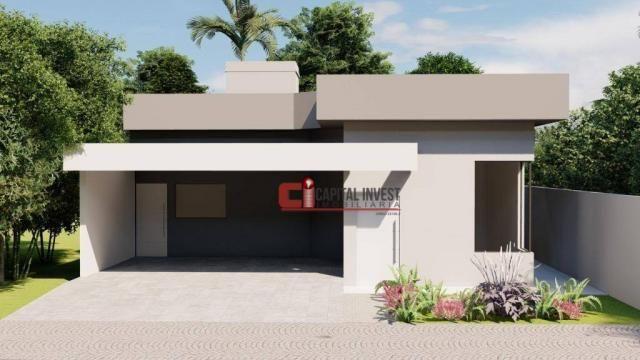 Casa com 3 dormitórios à venda, 184 m² por R$ 670.000,00 - Vila Guedes - Jaguariúna/SP