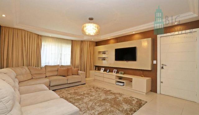 Casa com 3 dormitórios Cond. Fechado à venda, 180 m² - Fazendinha - Curitiba/PR - Foto 6