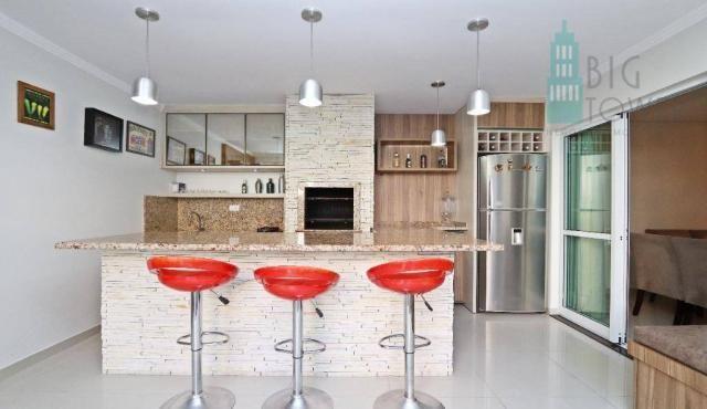 Casa com 3 dormitórios Cond. Fechado à venda, 180 m² - Fazendinha - Curitiba/PR - Foto 16