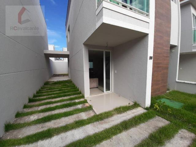 casa em condominio Eusebio 3 quartos - Foto 13