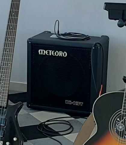 Amplificador Cubo De Contra Baixo Meteoro Ultrabass BX200 - Foto 4