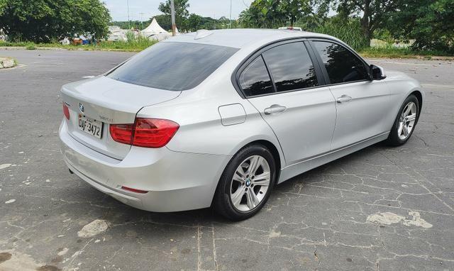 BMW 320i turbo activeflex automático - Foto 8
