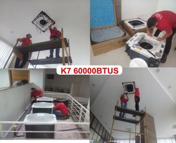 Instalação e Manutenção ar condicionado Profissional - Foto 6