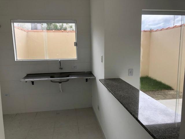 841- Sobrado em condomínio á venda, com 2 dormitórios (2 suítes) em Itanhaém - Foto 12