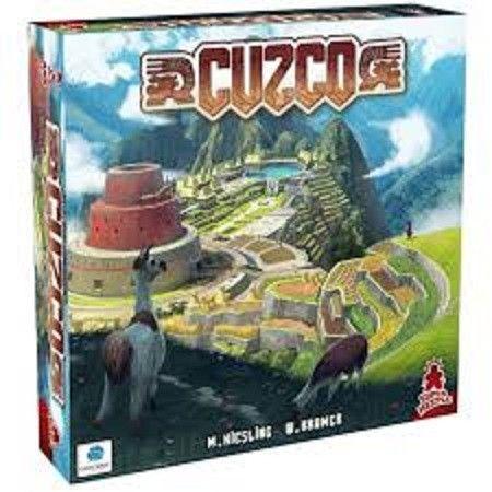 Board Game Cuzco Conclave