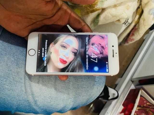 Vendo IPhone 7 rose 32gb - Foto 2