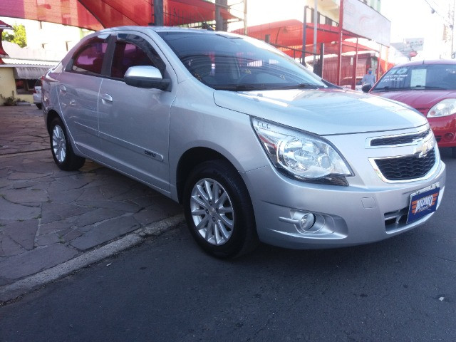 Chevrolet cobalt 1.4 ltz - Foto 12