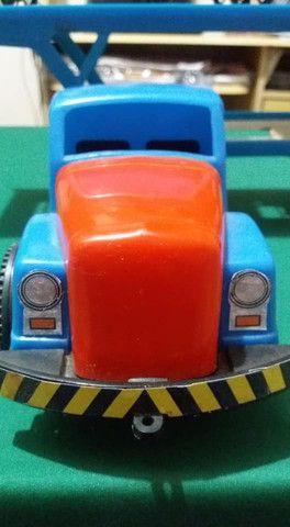Antigo caminhão transbeque da mimo com 3 minis - Foto 2