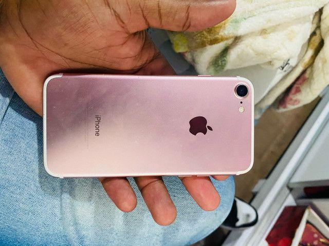 Vendo IPhone 7 rose 32gb - Foto 3