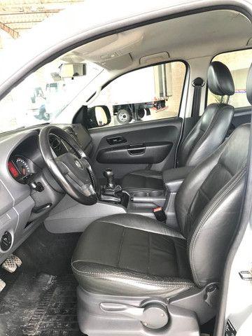 VW Amarok CD 4x4 SE 2013 - Único dono - 41 - Foto 19