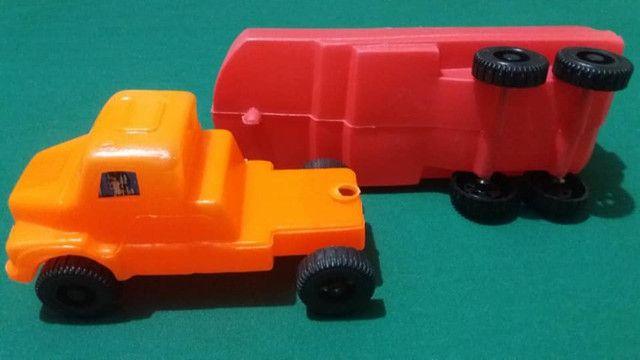 Caminhão volvo tanque plastico bolha - Foto 4