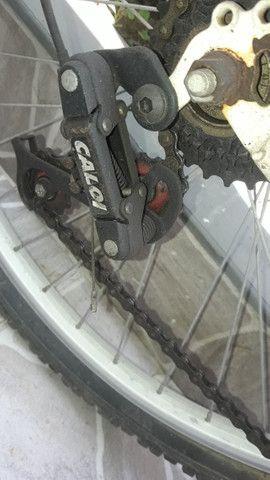 Vende-se bicicleta ventura caloi - Foto 2