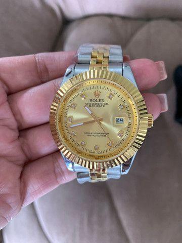 Relógio Rolex feminino - Foto 3