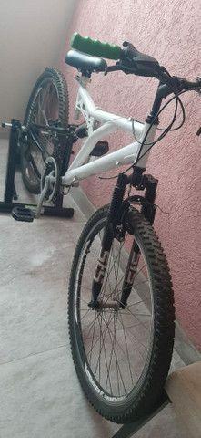 Bicicleta Mormaii (pneus novos)