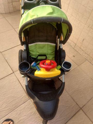 Carrinho De Bebê Jeep Liberty Sport - Foto 2