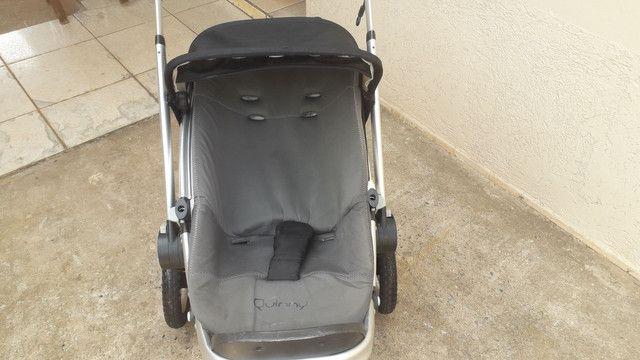 Vende-se carrinho de passeio de bebê ( EM PATOS DE MINAS) - Foto 6