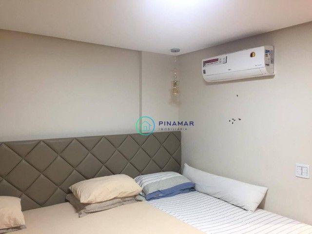 Apartamento com 3 dormitórios à venda, 179 m² por R$ 810.000,00 - Setor Bueno - Goiânia/GO - Foto 18