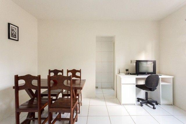Apartamento 31 B, mobiliado c/ 1 quarto de frente em Boa Viagem - Recife - PE - Foto 8