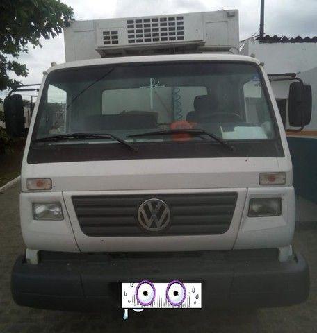 VW 8150 Worker, baú frio