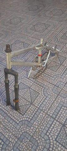 quadro de bicicleta croos  - Foto 5