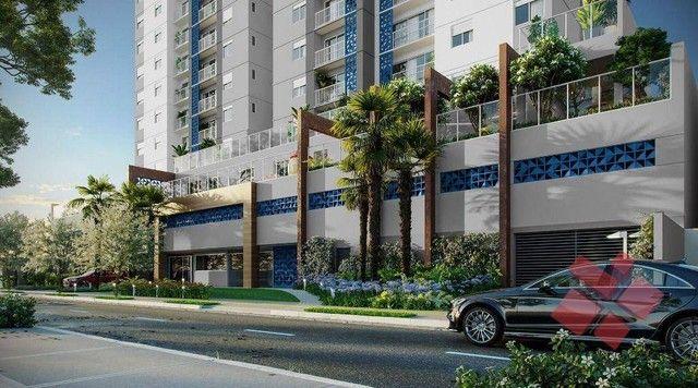 Apartamento com 2 dormitórios à venda, 77 m² por R$ 327.042,17 - Setor Aeroporto - Goiânia - Foto 2