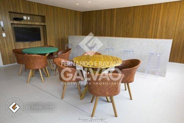 Apartamento para venda tem 114 metros quadrados com 3 quartos em Guaxuma - Maceió - AL - Foto 5