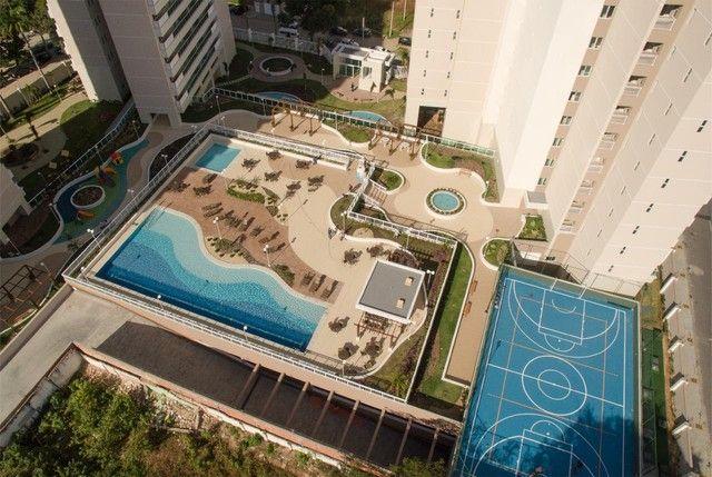 Nascente- Andar alto - Mobília projetada 3 quartos- 2 vagas