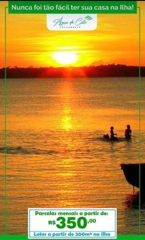Lote barato na ilha Catu/berlinque -Vera Cruz oportunidade monte seu plano de pagamento! - Foto 9