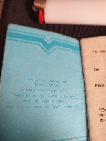 Bíblia Pequena. Com 32 passagens - Foto 4
