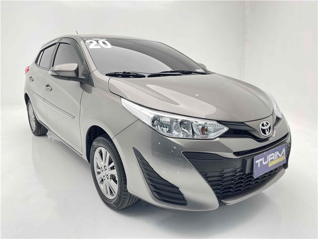 Toyota Yaris 2020 1.5 16v flex xl plus connect multidrive - Foto 3
