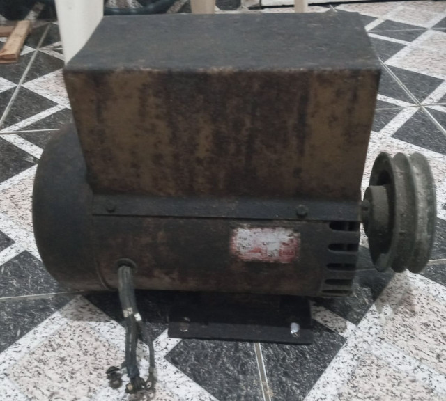 Gerador Kolbach 110/220 5kw 1800 rpm