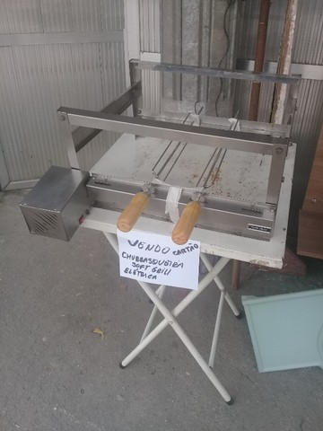 Churrasqueira solf grill - Foto 2
