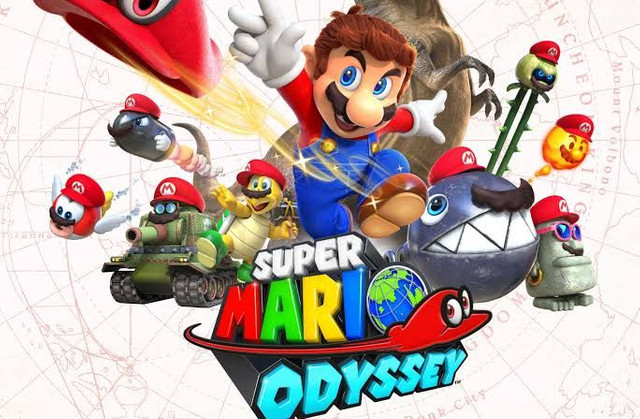Super Mario Odyssey - Foto 4
