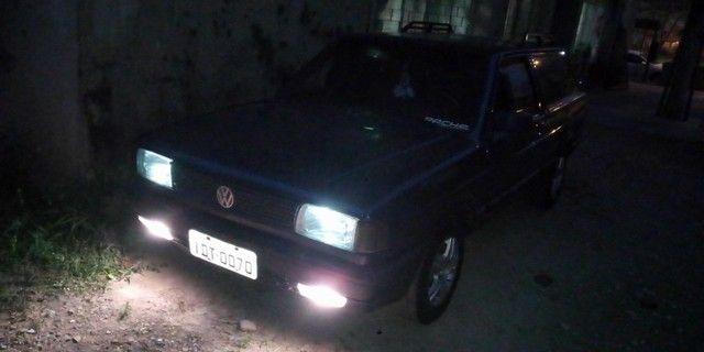 Parati CL, ano 95, Motor AP 1.6