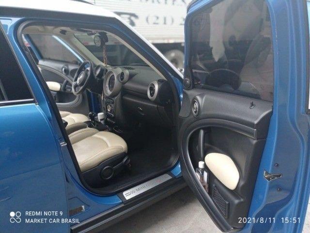 Mini Countryman S All4 4x4 - Particular - Mais Novo do RJ - Troco/Financio - 2011 - Foto 10