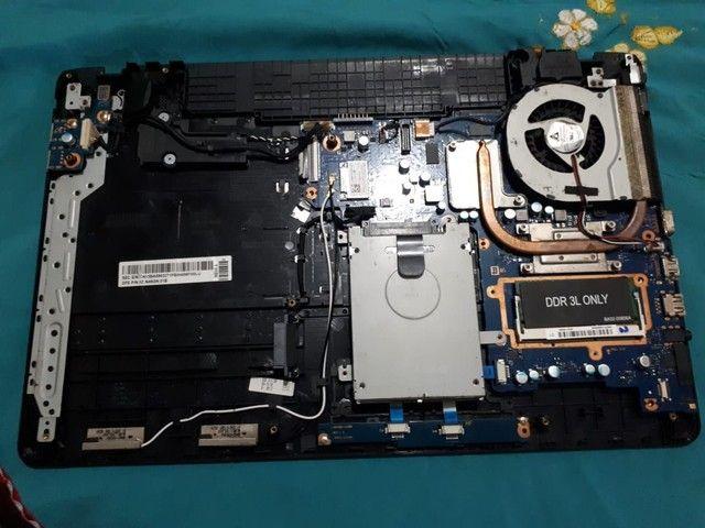 Peças do Notebook Samsung Ativ Book i5 - Foto 3